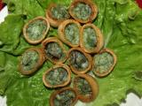 croquilles d`escargots au comté le clos de l`Aulne